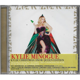 Cd Kylie Minogue   Kylie Christmas [snow Queen Ed Frances]